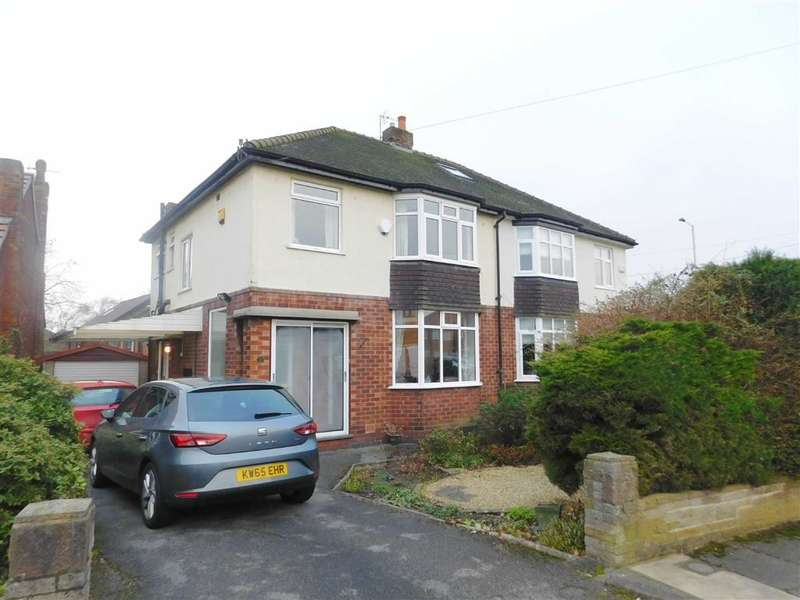 3 Bedrooms Property for sale in Lowside Avenue, Woodley, Stockport