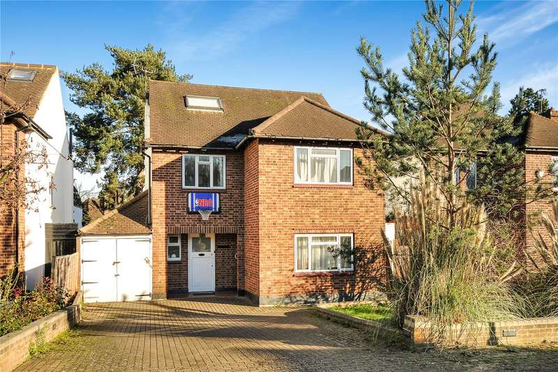 4 Bedrooms House for sale in Murray Crescent, Pinner, Middlesex, HA5