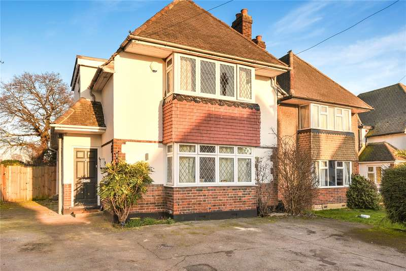 3 Bedrooms House for sale in Mount Pleasant, South Ruislip, Middlesex, HA4