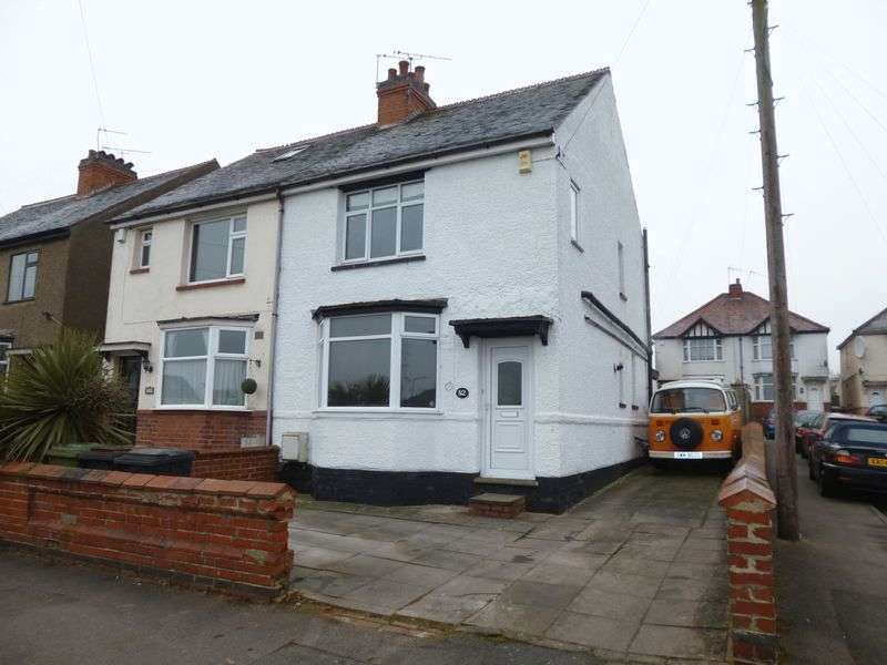 3 Bedrooms Semi Detached House for sale in Villiers Street, Nuneaton