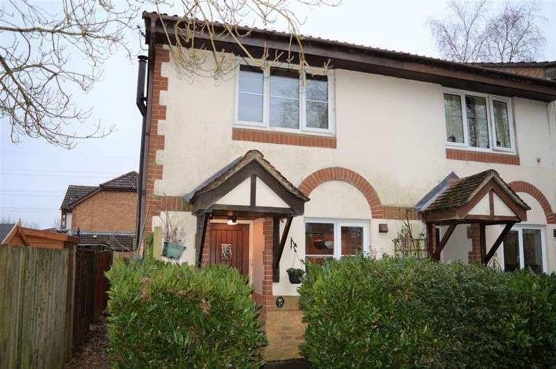 2 Bedrooms House for sale in Godwin Crescent, Waterlooville