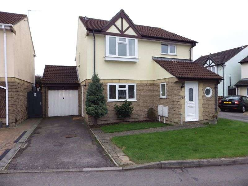 4 Bedrooms Detached House for sale in Cooks Close, Bradley Stoke