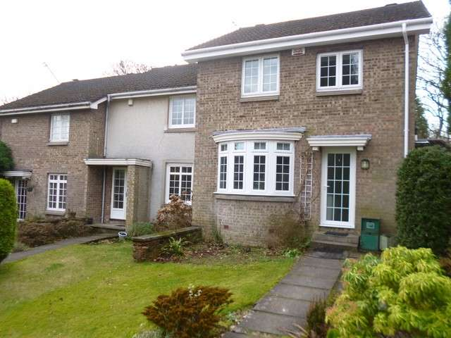 4 Bedrooms Terraced House for rent in Ledcameroch Park, Bearsden, East Dunbartonshire