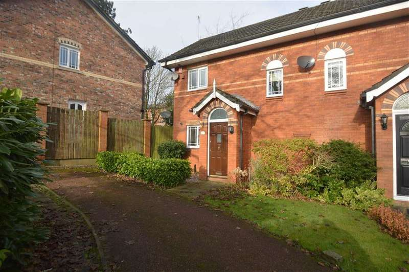 2 Bedrooms Property for sale in Abingdon Close, Macclesfield