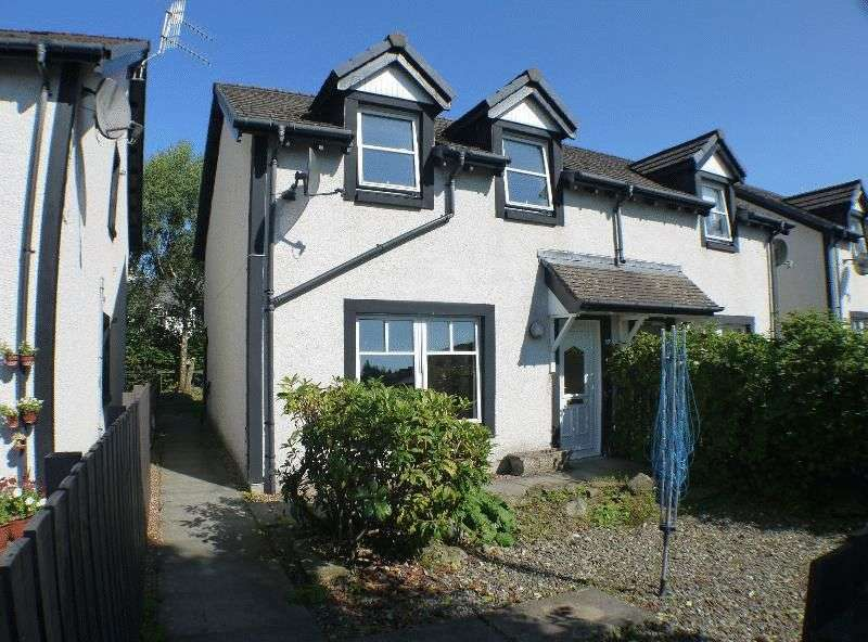 3 Bedrooms Semi Detached House for sale in Finglas Gardens, Callander