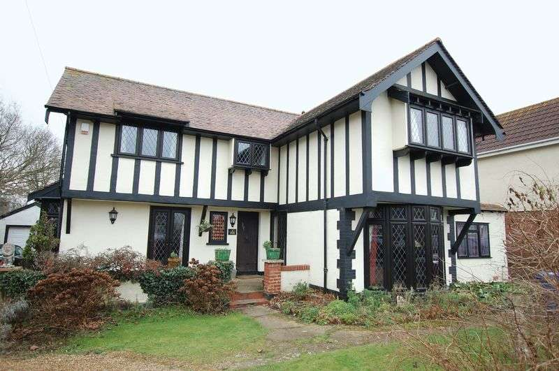 4 Bedrooms Detached House for sale in Stanford-Le-Hope