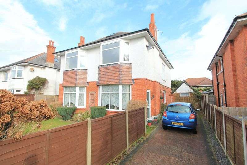4 Bedrooms Flat for sale in St Ledgers Road, Bournemouth