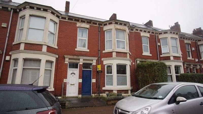 2 Bedrooms Flat for sale in SIMONSIDE TERRACE Heaton