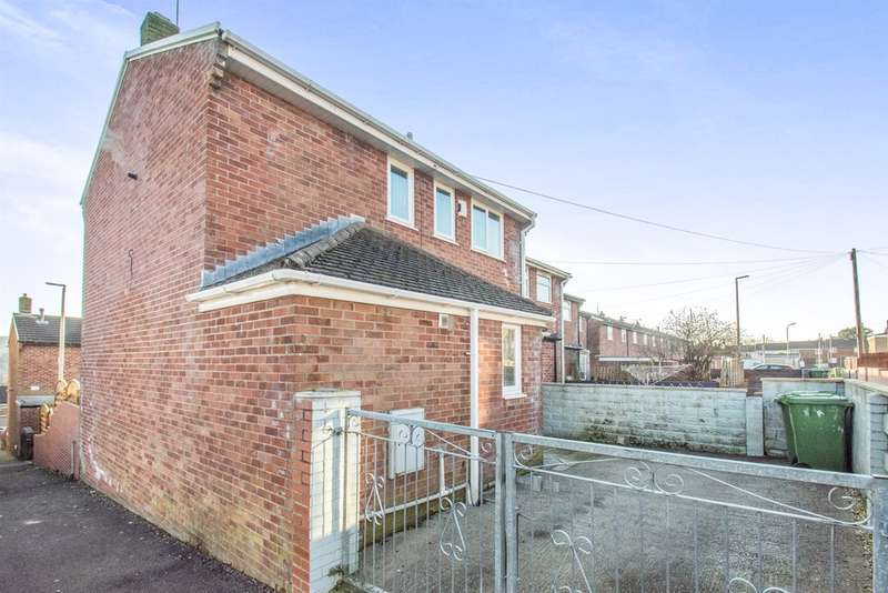 3 Bedrooms End Of Terrace House for sale in Bryngolau, Tonyrefail, Porth