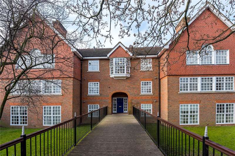 2 Bedrooms Flat for sale in Walton House, 173 Richmond Road, Kingston upon Thames, KT2
