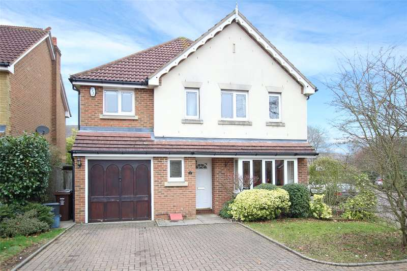 4 Bedrooms Detached House for sale in Maslen Road, St. Albans, Hertfordshire, AL4