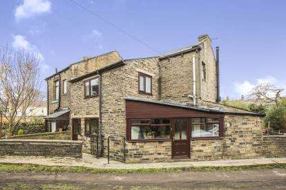 3 Bedrooms Semi Detached House for sale in Wyvern Terrace, Halifax, West Yorkshire, Halifax