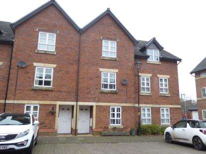 4 Bedrooms Terraced House for sale in Springbank Gardens, Lymm, Cheshire