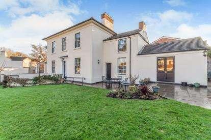 4 Bedrooms Detached House for sale in Brook Road, Borrowash, Derby, Derbyshire