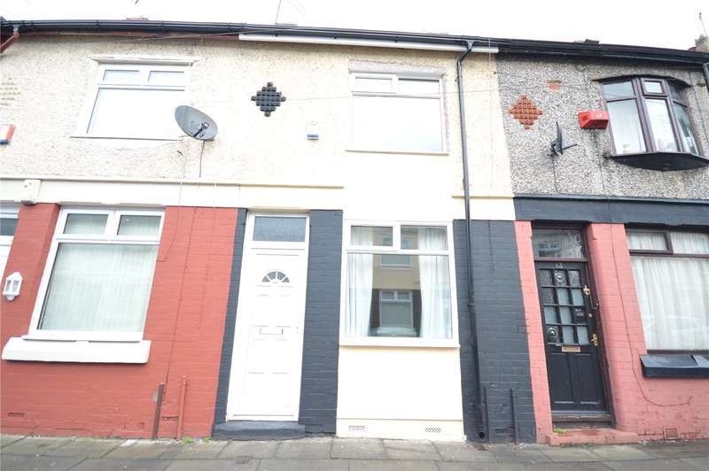 2 Bedrooms Terraced House for sale in Sunningdale Road, Wavertree, Liverpool, L15