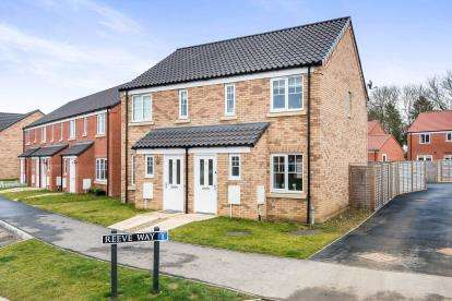 2 Bedrooms Semi Detached House for sale in Wymondham, Norfolk