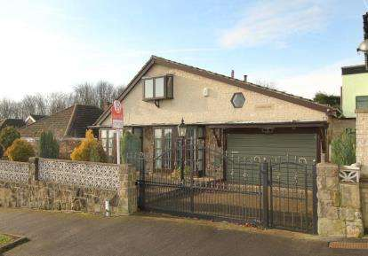 4 Bedrooms Detached House for sale in Bents Lane, Dronfield, Derbyshire
