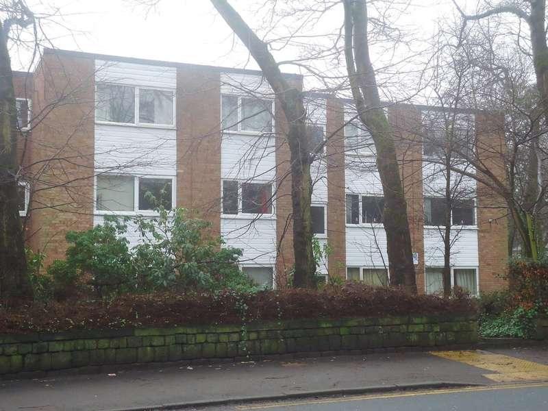 1 Bedroom Flat for sale in Moor End Court, Bury New Road, Salford, M7