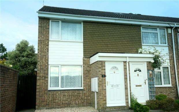 2 Bedrooms End Of Terrace House for sale in Ferndown, Dorset, BH22