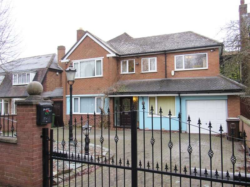 5 Bedrooms Detached House for sale in Heronfield Way, Solihull