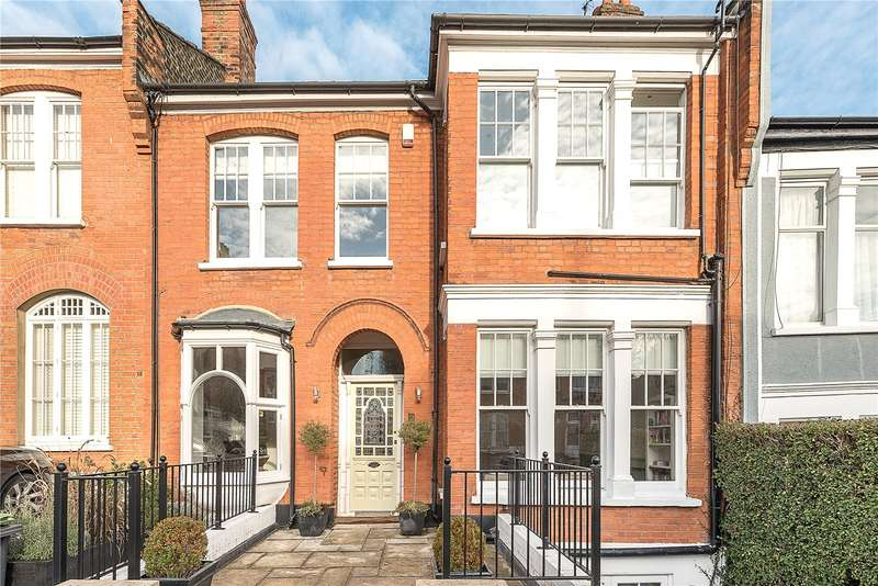 5 Bedrooms Terraced House for sale in Woodland Gardens, London, N10