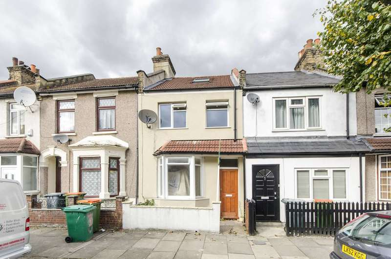 4 Bedrooms House for sale in Desford Road, Canning Town, E16