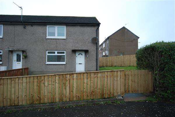 2 Bedrooms End Of Terrace House for sale in Ivanhoe Drive, Saltcoats