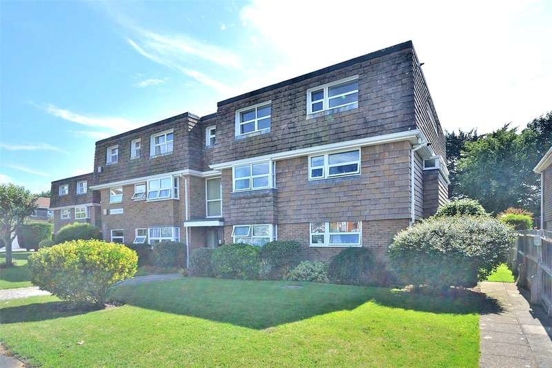 2 Bedrooms Apartment Flat for sale in Fincham Court, Fincham Close, East Preston, BN16