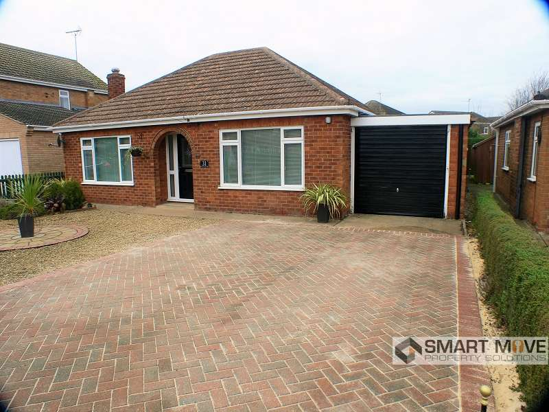 2 Bedrooms Detached House for sale in Crease Drove, Crowland, Peterborough, Cambridgeshire. PE6 0BN