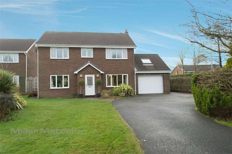 4 Bedrooms Detached House for sale in Bryants Field, Lostock, Bolton, Lancashire