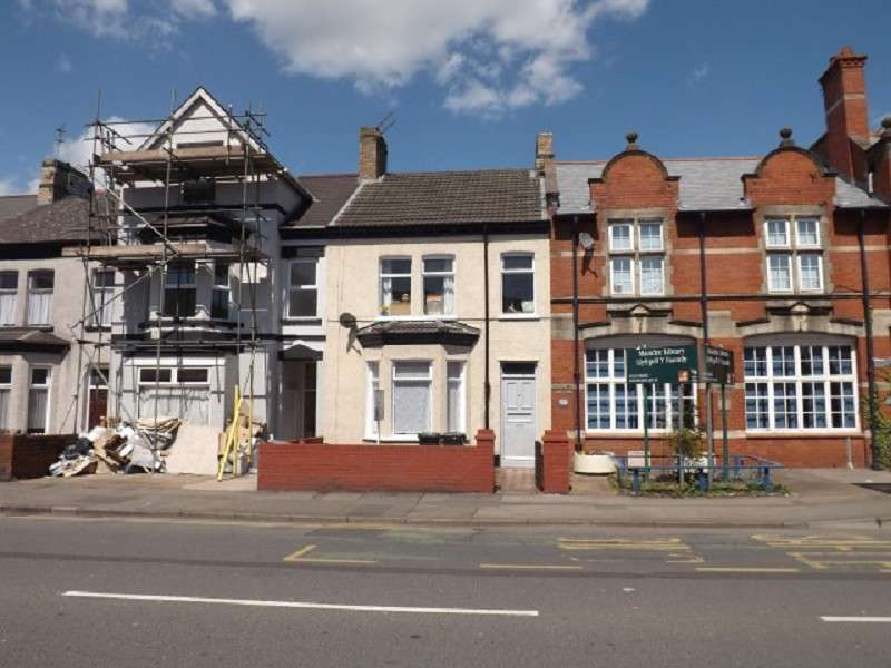 5 Bedrooms Terraced House for sale in Chepstow Road, Maindee, Newport. NP19 8BY