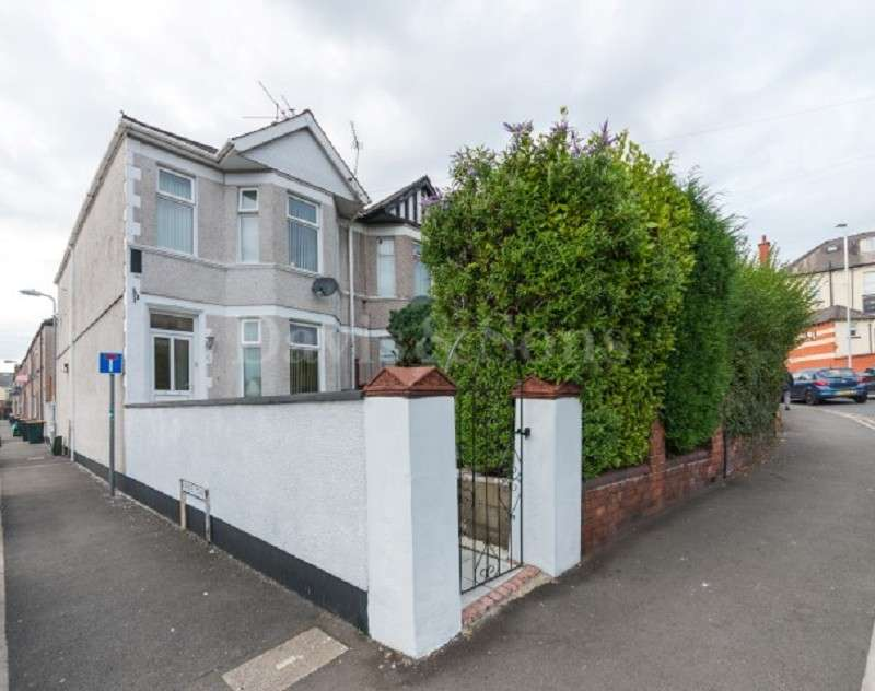 4 Bedrooms End Of Terrace House for sale in Somerton Road, Off Chepstow Road, Newport. NP19 8LD
