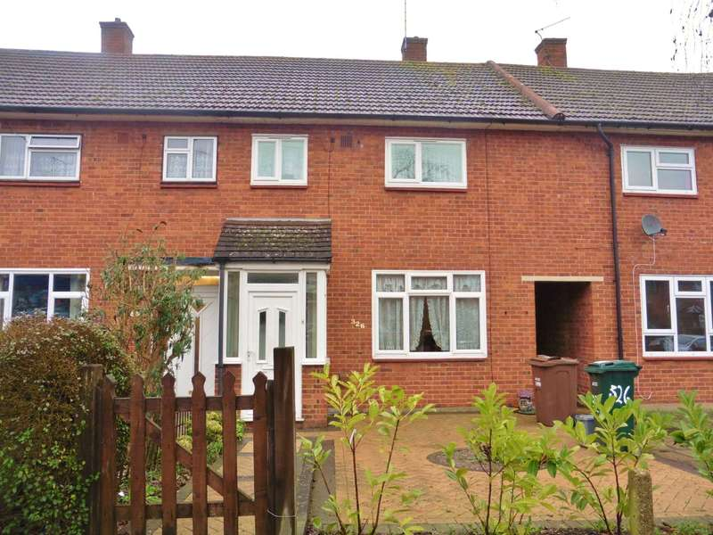 2 Bedrooms Terraced House for sale in Prestwick Road, South Oxhey