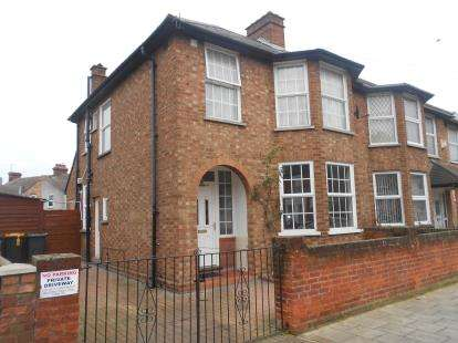 4 Bedrooms Semi Detached House for sale in Honey Hill Road, Bedford, Bedfordshire
