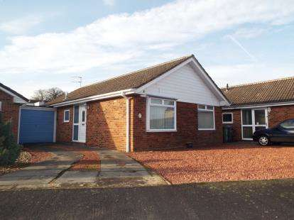 2 Bedrooms Bungalow for sale in Beechwood Avenue, Stokesley, Middlesbrough