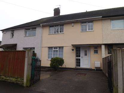 3 Bedrooms Terraced House for sale in Green Lane, Clifton, Nottingham