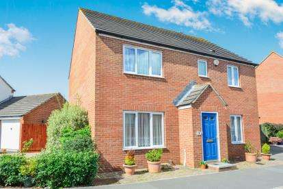 4 Bedrooms Detached House for sale in Bridgwater, Somerset