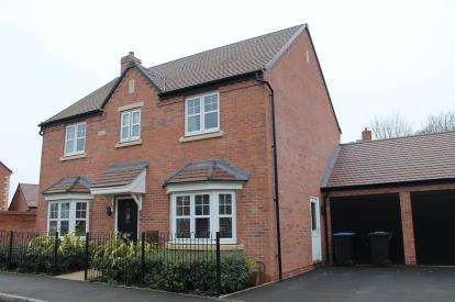 4 Bedrooms Detached House for sale in Chatham Road, Meon Vale, Stratford-Upon-Avon