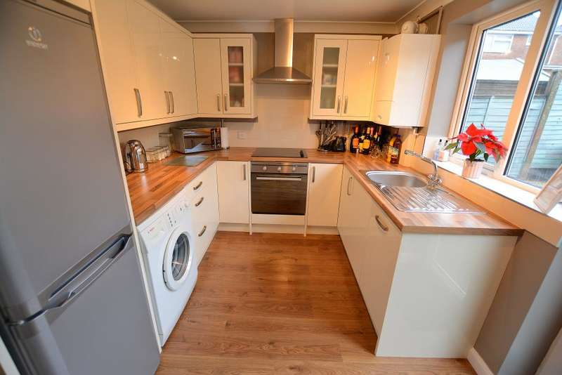 2 Bedrooms End Of Terrace House for sale in Ferndown