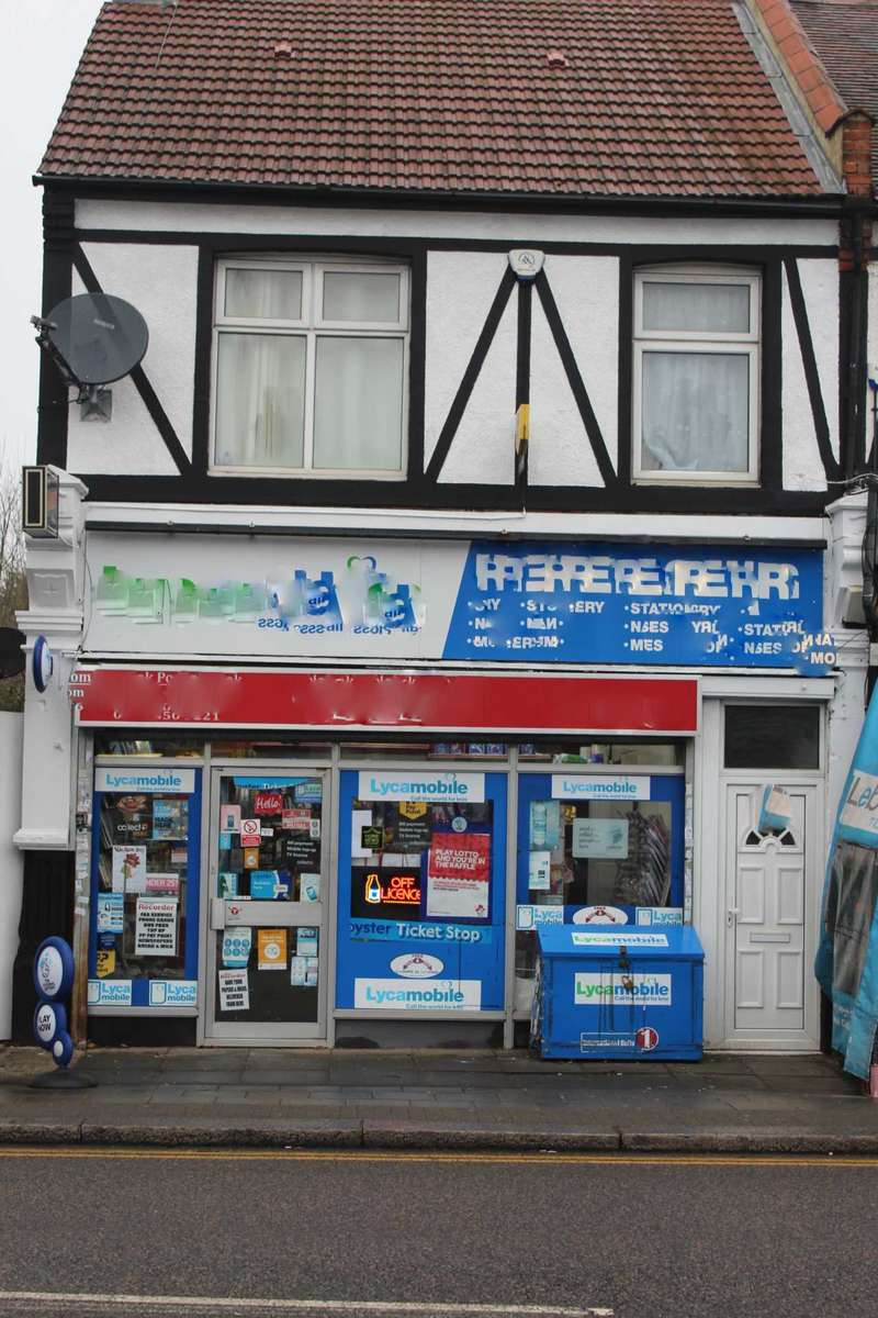 Retail Property (high Street) Commercial for sale in Cranbrook Road, Ilford