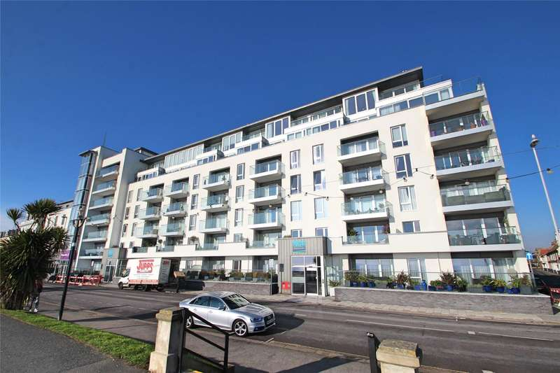 2 Bedrooms Apartment Flat for sale in The Beach Residences, Marine Parade, Worthing, BN11