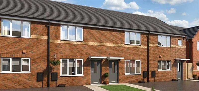 2 Bedrooms Property for sale in PHASE 2 COMING SOON... Limehurst Village, Rowan Tree Road, Oldham, OL8