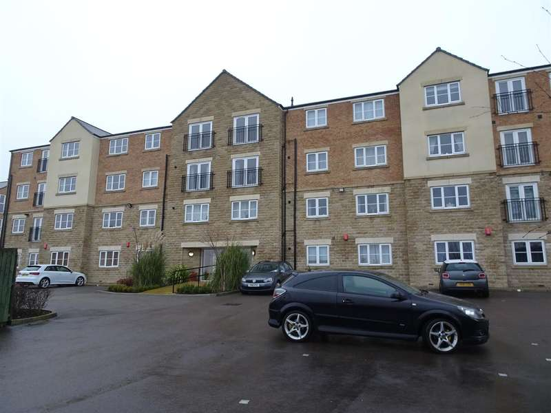 1 Bedroom Property for sale in Apartment 14, Trafford Apartments, Richmond Way, Rotherham, S61 2LJ