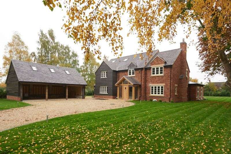 6 Bedrooms Detached House for sale in Manor Road, Thame