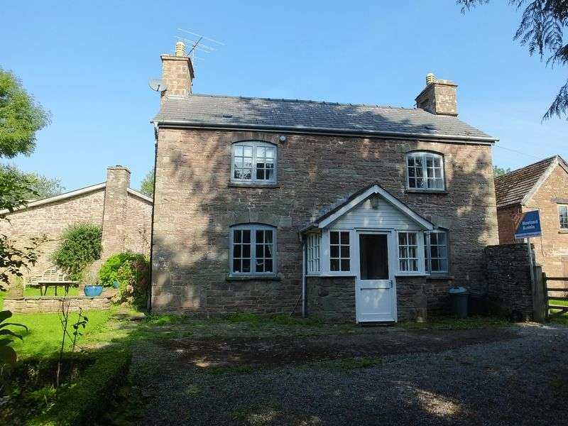 3 Bedrooms Semi Detached House for sale in Llanthony, ABERGAVENNY, Monmouthshire