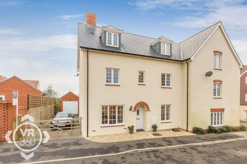 4 Bedrooms Semi Detached House for sale in Cumnor HIll, Oxford