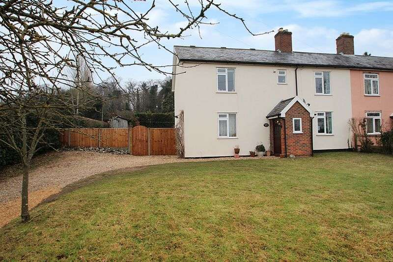 4 Bedrooms Property for sale in New Road, Bawburgh