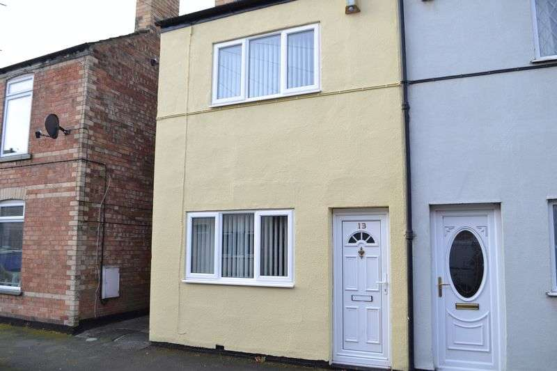3 Bedrooms Semi Detached House for sale in Woods Terrace, Gainsborough