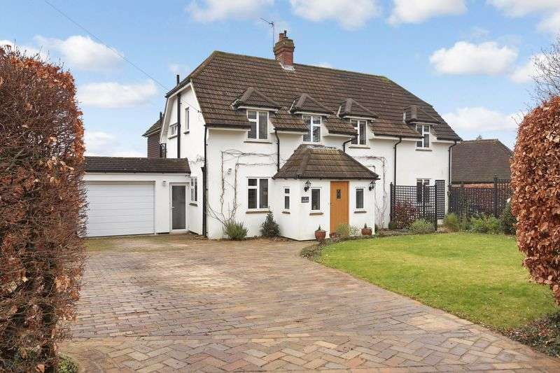 4 Bedrooms Detached House for sale in Cunningham Road, Banstead