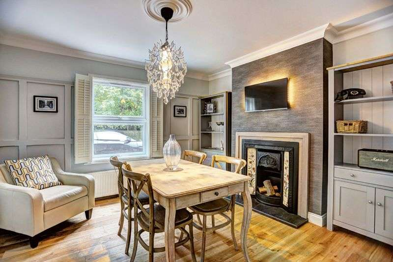 3 Bedrooms Detached House for sale in Fieldgate, Sutton